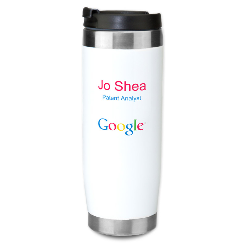 Individually Personalized Travel Tumblers