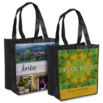 Individually Personalized Eco-Friendly Reusable Tote Bags